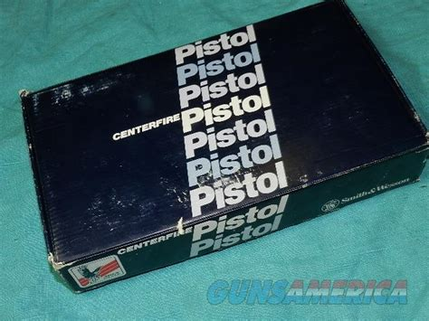 Dvd Box 9mm Gt Pro s w factory 3913 box 9mm for sale