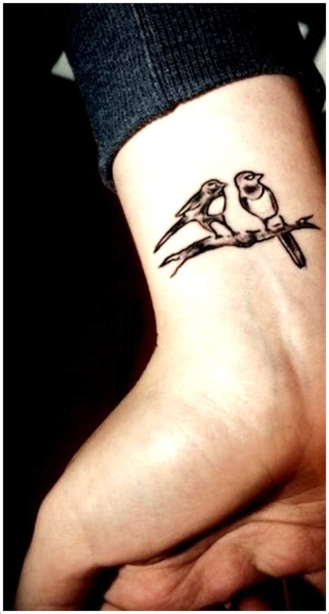 45 Beautiful Bird Tattoo Designs For Men And Women Bird Wrist Tattoos For 2