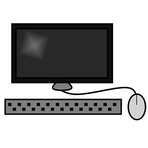 clipart pc pc clipart cliparts galleries