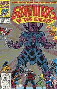 Guardians of the galaxy 1990 1st series 25n
