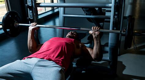 muscle media bench press get more muscle with less weight muscle fitness