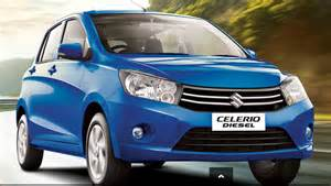 Cost Of Maruti Suzuki Celerio Maruti Suzuki Celerio Diesel Specifications Price