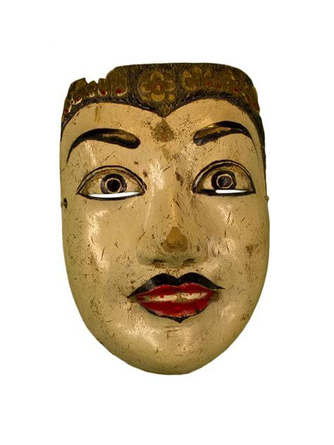 Masker Topeng pin topeng mask dalem raja king ajilbabcom portal on
