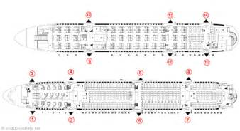 Airbus A380 Floor Plan by Aviation Safety Network Gt Airline Safety Gt Emergency Exits