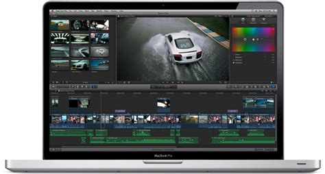 final cut pro group clips apple outs 64 bit final cut pro x more pro video updates