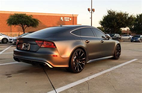 Day Audi by Find Of The Day Audi Rs7 In Daytona Gray Matte
