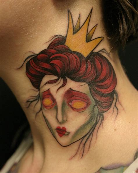 queens tattoo studio training institute 44 best images about queen of hearts on pinterest lion