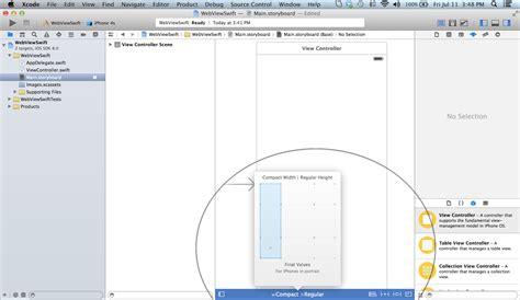 tutorial xcode webview webview tutorial in ios 8 with swift czetsuya s tech