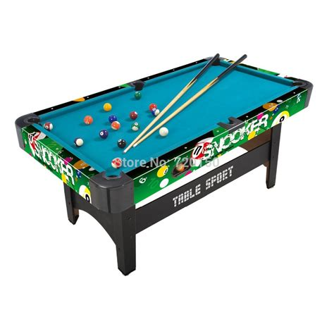 snooker table standard sized pool colour painting