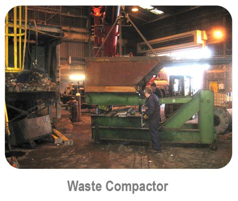 how does a trash compactor work how does a commercial trash compactor work how do trash