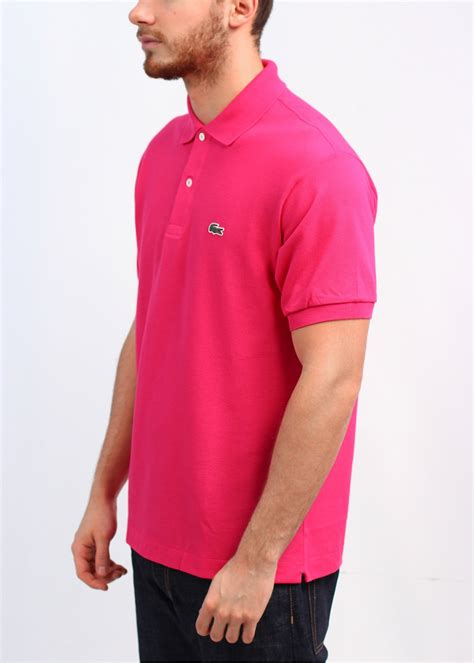 Blouse Qorry Polo Pink lacoste best polo shirt bright pink