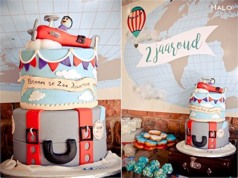 Vintage Airplane Birthday Decorations by Kara S Ideas Vintage Airplane 2nd Birthday