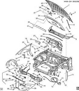 Parts For Buick Lesabre 2004 Buick Lesabre Parts Auto Parts Diagrams