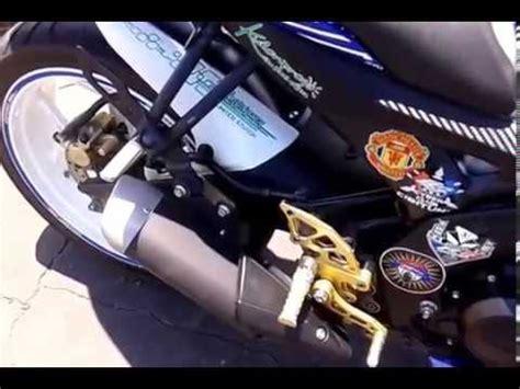 Knalpot R25 Yosimura Usa New R25 knalpot r25 dipasang di r15 doovi