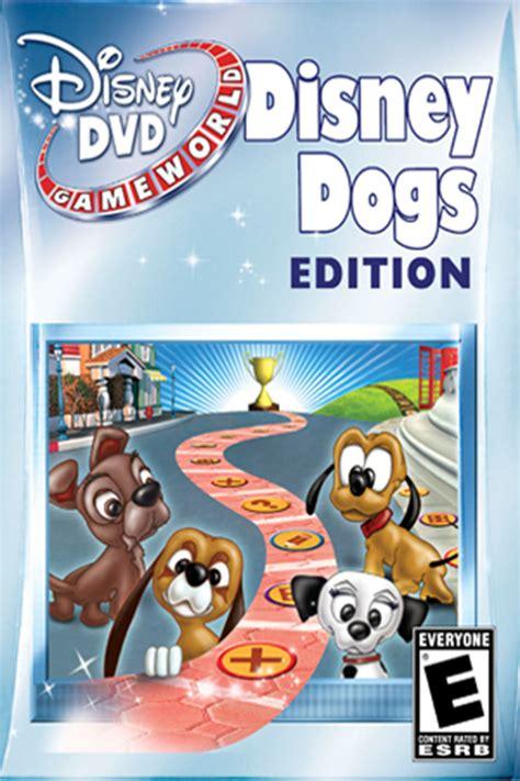 dogs at disney world disney dvd world disney dogs edition blue ribbon challenge disney