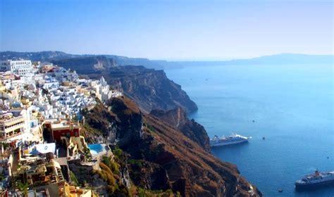 Séjour circuit autotour combiné une étape en Crète et Santorin Cyclades