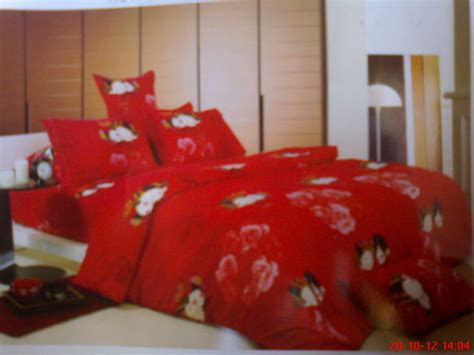 Sprei Bedcover Set Wedding kendra sprei bedcover signature edition 2012