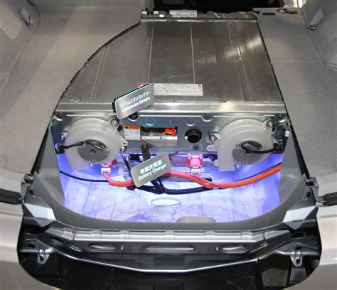 Battery For Toyota Prius File Toyota Prius Phv Battery Jpg Wikimedia Commons