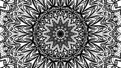 black and white patterns youtube tutorial link complex mandala patterns in illustrator