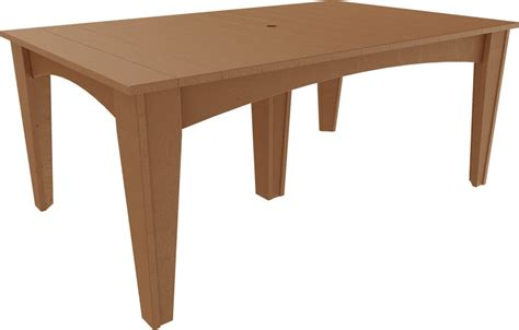 44 Quot X 72 Quot Rectangle Dining Table Island Rectangle Dining Table 44