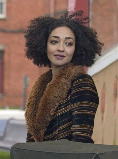 curly haircuts dublin 44 best ruth negga images on pinterest