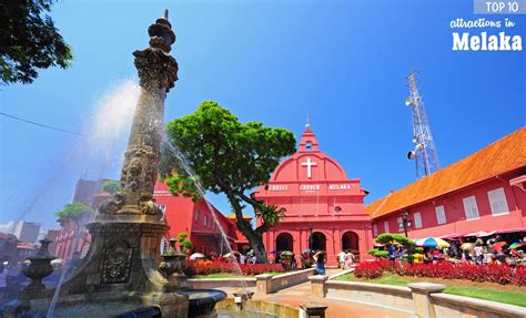 best tourist spots in malaysia top 10 attractions in melaka malaysia easybook