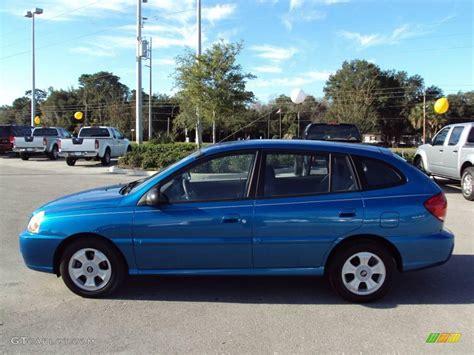 Kia Hatchback 2005 2005 Rally Blue Kia Cinco Hatchback 23861456 Photo 2