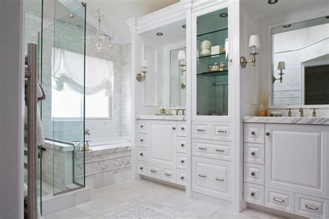 white marble bathroom ideas to da loos a beautiful classic white bathroom