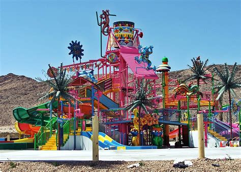 Multi Family Home Design by Wet N Wild Las Vegas Cloward H2o