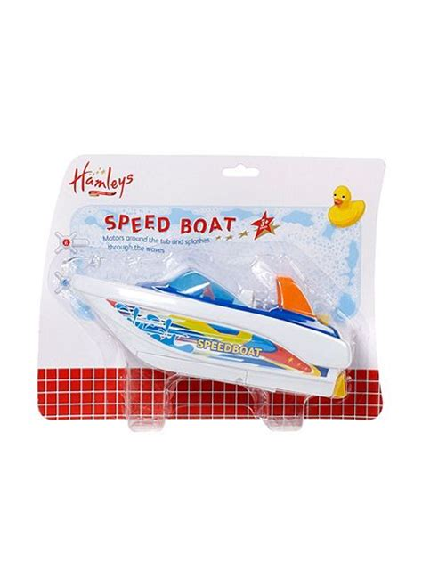 Bathtub Speed by Hamleys Speed Boat Bath House Of Fraser