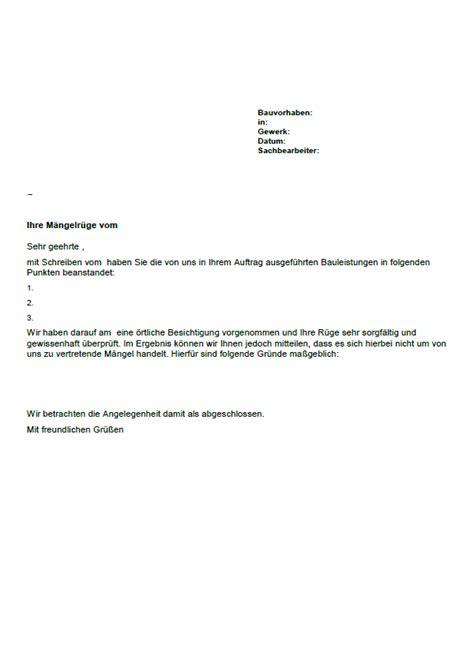 Muster Schreiben Mitteilung Vertrag Vorlage Digitaldrucke De Mitteilung 252 Ber Das Ergebnis Der Pr 252 Fung M 228 Ngelr 252 Ge