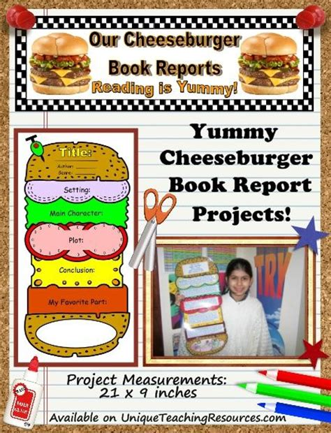 hamburger book report template 1000 images about recounting stories on
