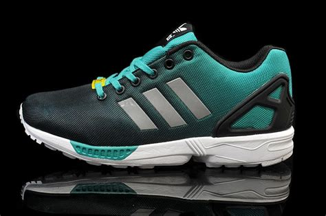 Adidas Zx Flux Reflection find a adidas zx flux quot reflective quot black green running shoes australia