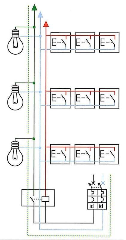 illuminazione scale illuminazione scale elettronica semplice