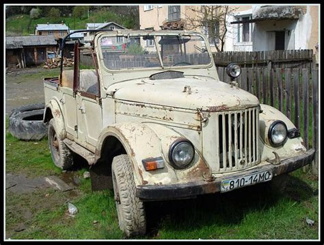 jeep russian old russian jeep a photo on flickriver