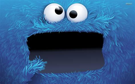 wallpaper cute monster cute cookie monster wallpapers wallpaper cave