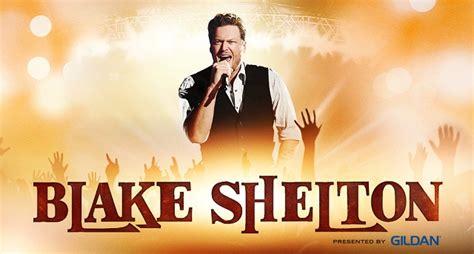 Blake Shelton Ticket Giveaway - blake shelton wkdf fm