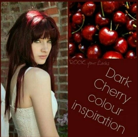 cherry coke hair color best 25 cherry coke hair ideas on cherry