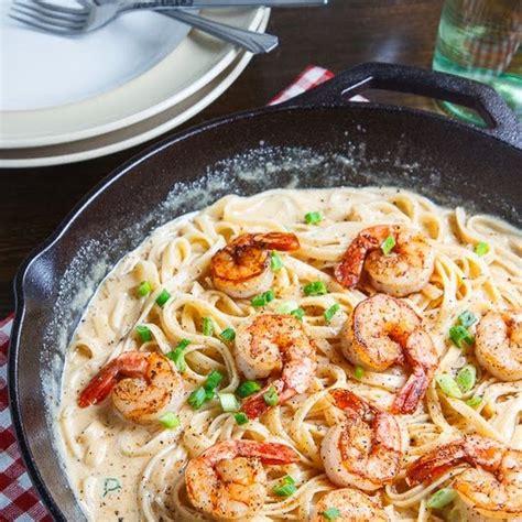alfredo recipe heavy whipping cajun shrimp fettuccine alfredo recipe dishes with
