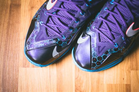 what sneakers drop today sneaker of the day nike lebron 11 quot summit lake hornets