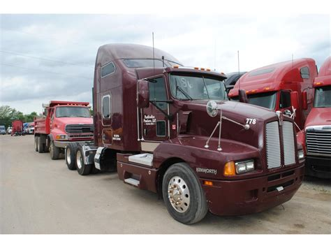 2007 kenworth truck 2007 kenworth t600 conventional trucks for sale 43 used