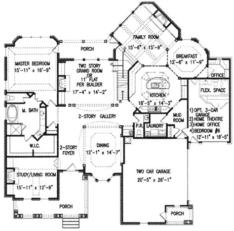 house plans with mudrooms two house plans with mud rooms