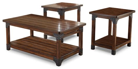 3 coffee and end tables murphy 3 coffee and two end tables package freedom