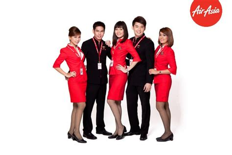 Airasia Uniform | airasia flight attendant uniform pramugari