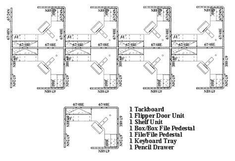 Services Fi Office Cubicle Seating Chart Template
