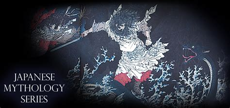 japanese mythology series susano o orochi and the kusanagi spotlightjapan
