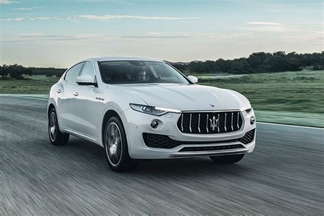 best maserati 2017 2017 maserati levante suv will be maserati s best selling