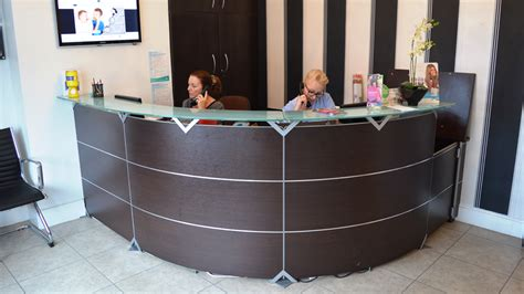 Dental Reception Desk Dental Office Chairs Cryomats Dental Reception Furniture