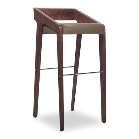 Restaurant Wood Table Tops Scrool Dark Wood Barstool From Ultimate Contract Uk