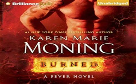 Burned Audiobook By Karen Marie Moning Review Hot Listens